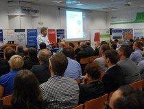 """Ruukki na konferencji  """"Praktyczne aspekty zarządzania transportem"""""""