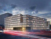 """Duży format przyciąga spojrzenia: Rozwiązanie obiektowe z """"Roto AL Designo"""" dla kampusu FGS w Bonn"""